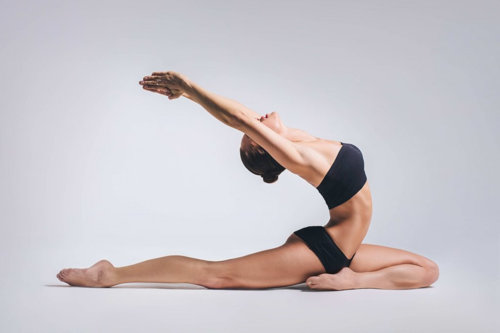 Stunning Gymnast